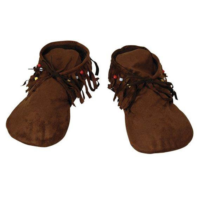 Hippy/Indian Moccasins. Lady's.