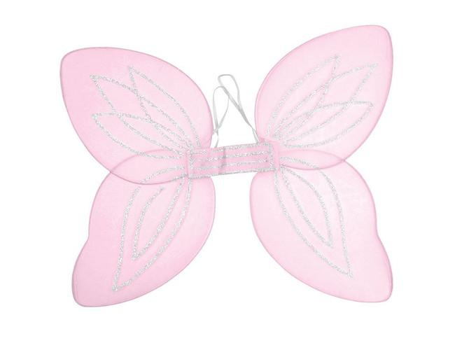 Angel Wings. Adult Pink.
