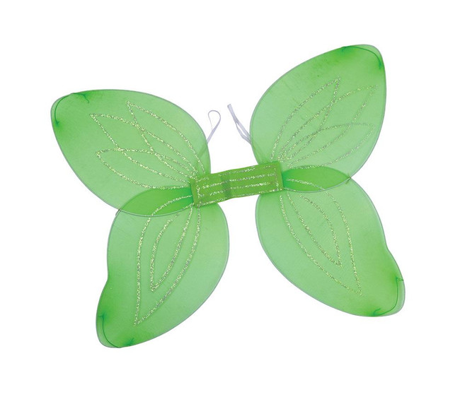 Angel Wings. Adult Green.