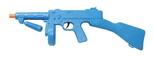 Tommy Gun, Blue
