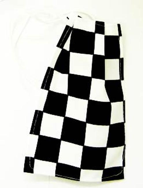 Wpc Scarf Black/White.