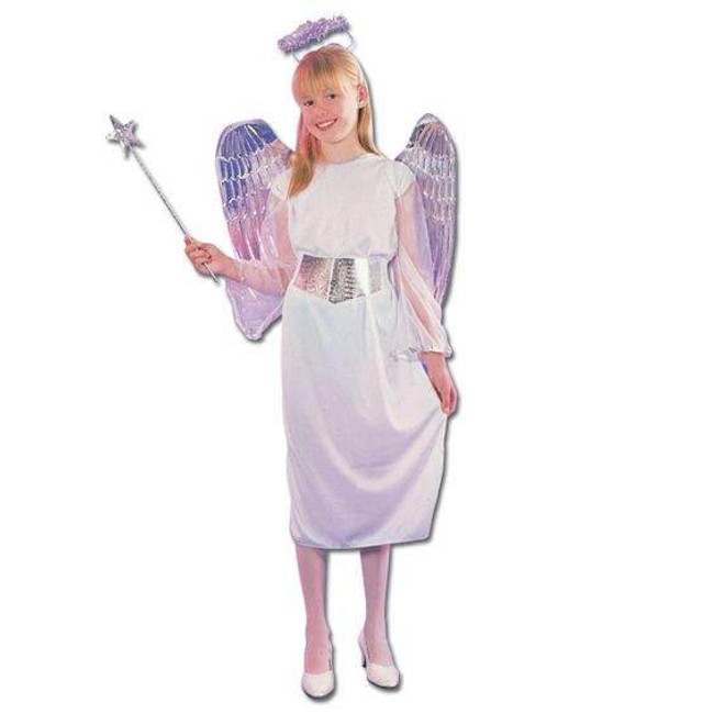 ANGEL. CHILDS FANCY DRESS COSTUME