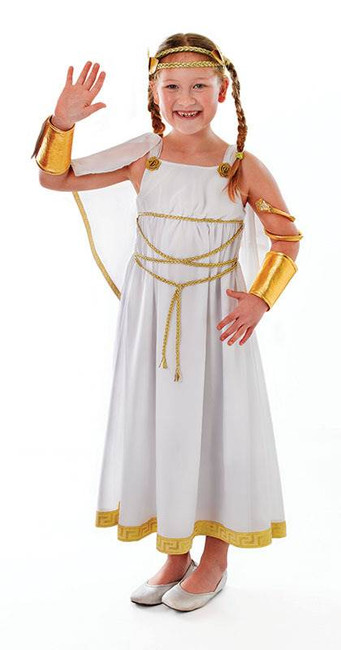 GIRLS GODDESS COSTUME