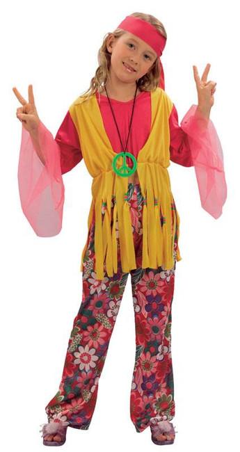 Hippy Girl, Large.