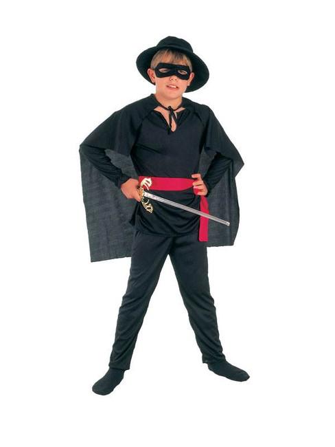 Zorro.  Small.