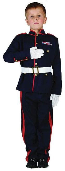 Soldier. Ceremonial, Medium.