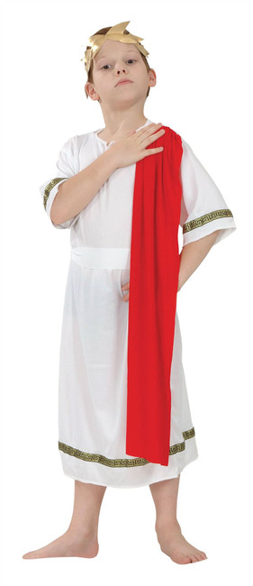 Roman Emperor, XL, Childrens Fancy Dress Costume