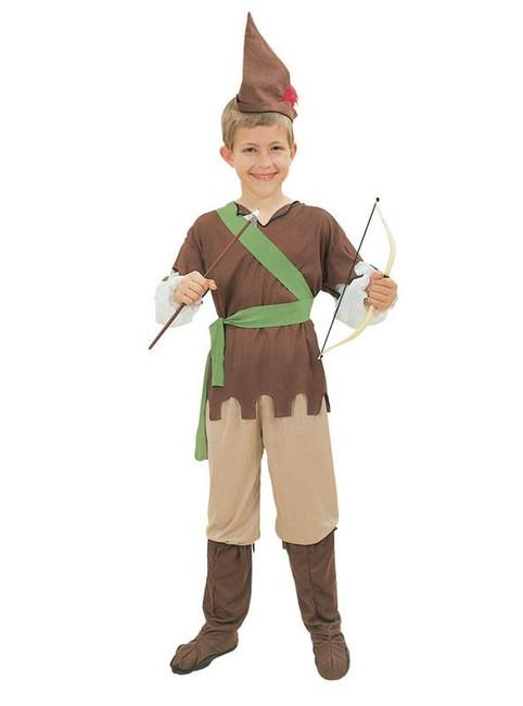 Robin Hood, Small.