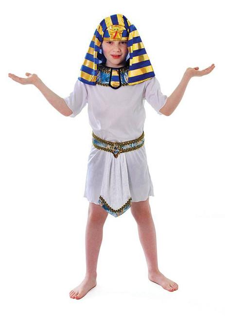 Egyptian Tunic, White , One Size