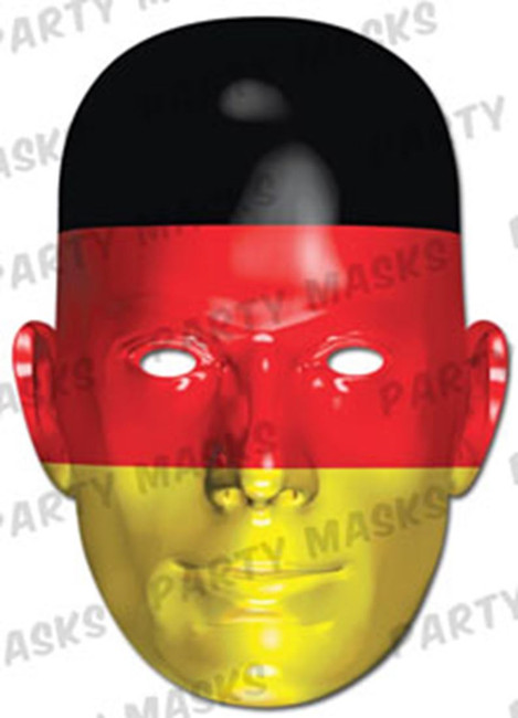 Germany Flag Card Mask
