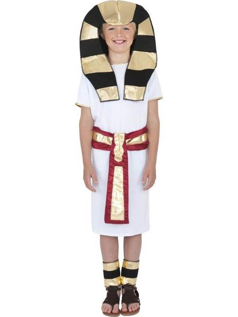 Egyptian Boy Costume, Large Age 10-12