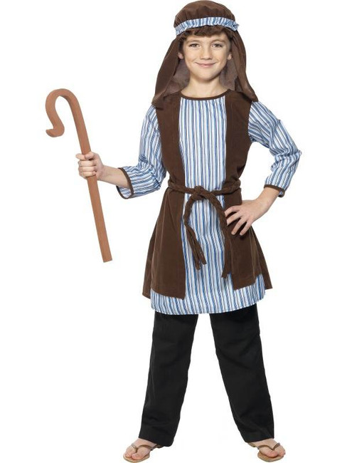 Shepherd Costume, Child, BOYS Small Age 4-6