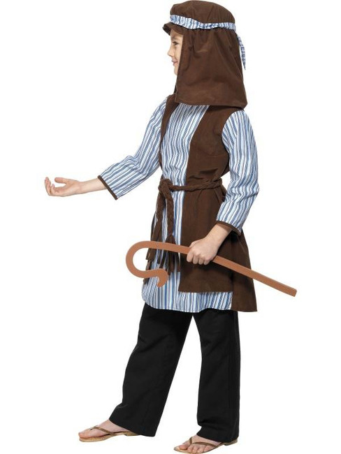 Shepherd Costume, Child, BOYS Medium Age 7-9