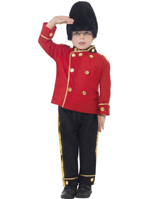 Busby Guard Costume, Medium Age 7-9