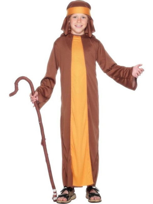 Shepherd Costume, Large Age 9-12