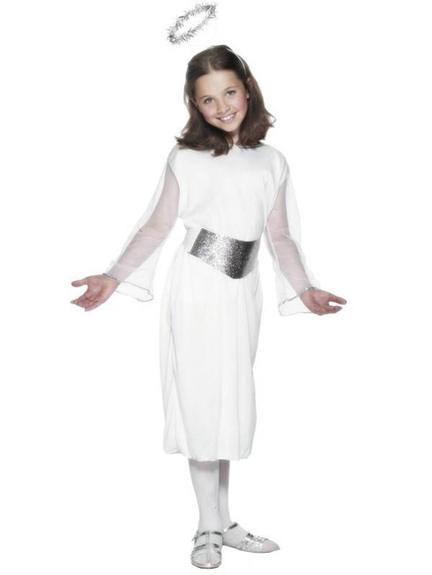 Angel Costume - Child, Large Age 9-12