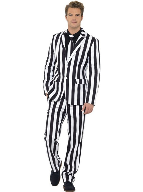 Humbug Suit, Large, Adult Costumes Stand Out Suits Fancy Dress
