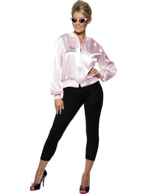 Pink Lady Jacket, UK Size 16-18
