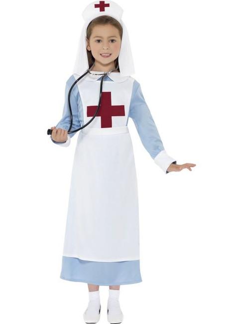 WW1 Nurse Costume, Medium
