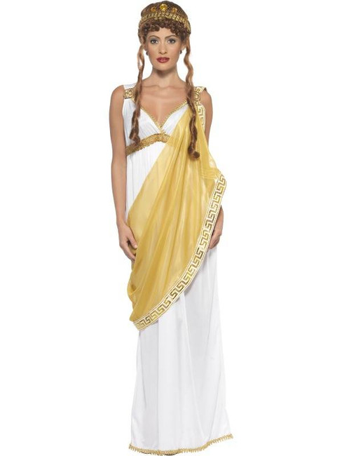Helen of Troy Costume, UK 12-14
