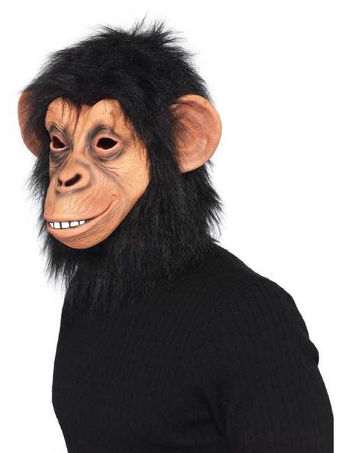 Chimp Mask.  One Size