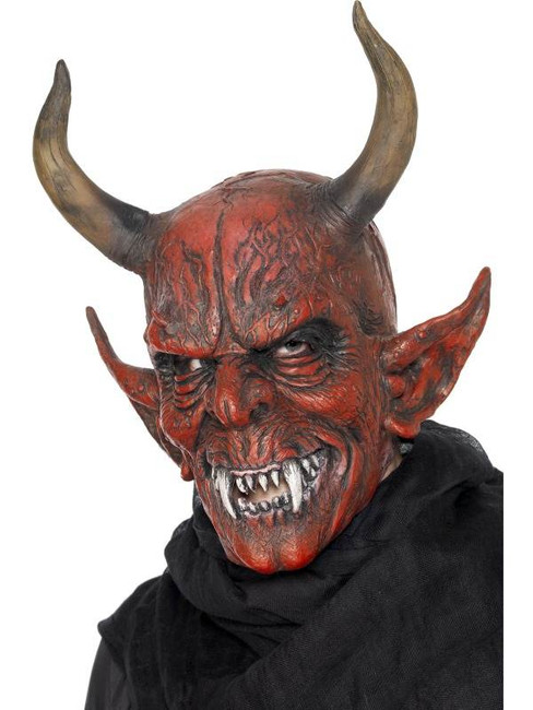 Devil Demon Mask.  One Size