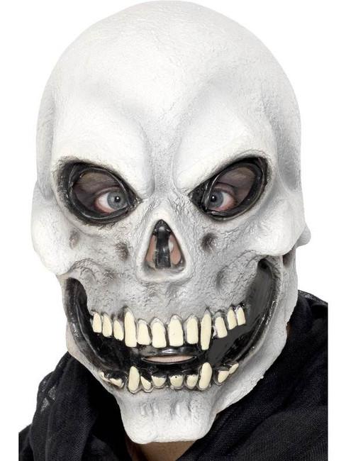 Skull Overhead Mask.  One Size