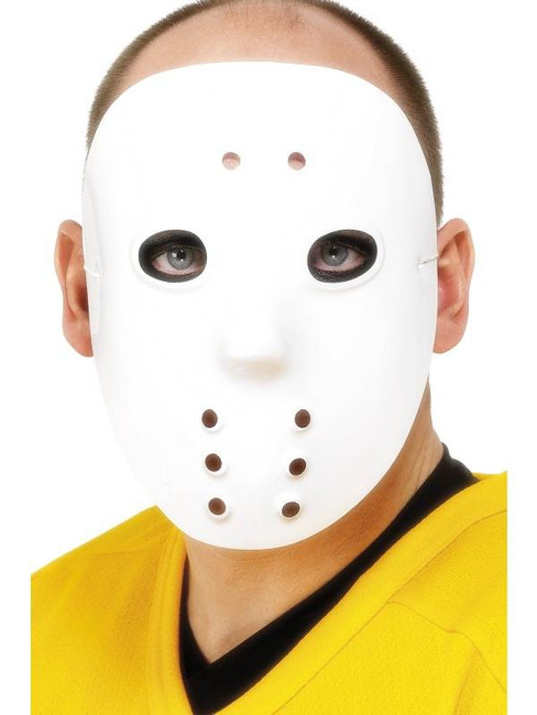 Hockey Mask.  One Size