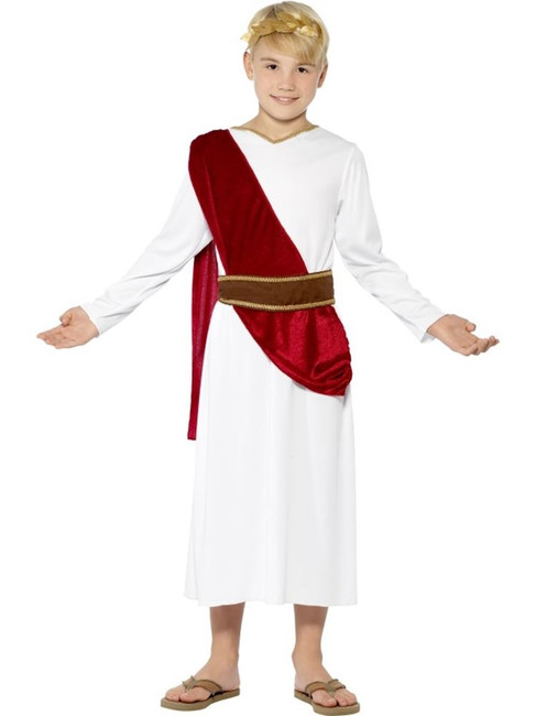 Roman Boy Costume, Medium Age 7-9