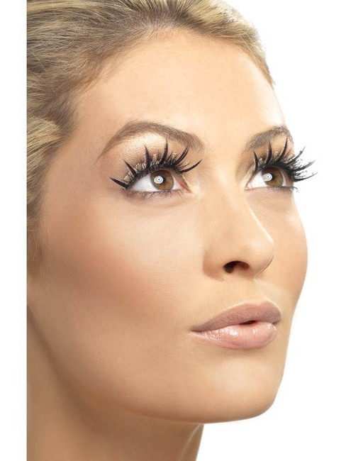 Eyelashes with Fabric Tops