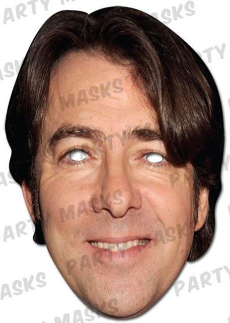 Jonathan Ross Celebrity Face Card Mask