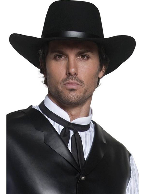 Authentic Western Gunslinger Hat