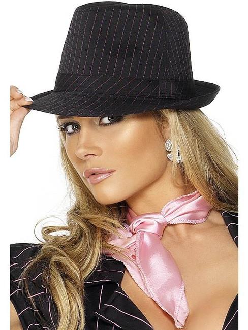 Fever Gangster Trilby Hat