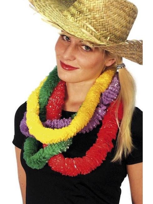 Hawaiian Party Lei 4 Assorted.