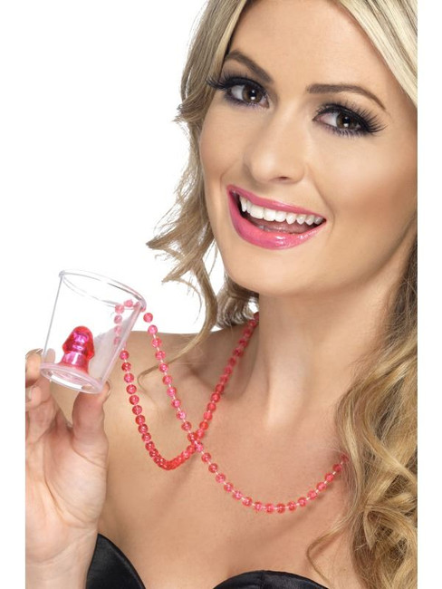 Hen Night Willy Shot Glass.