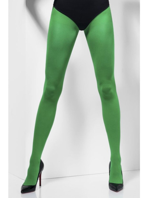 Opaque Tights, Green