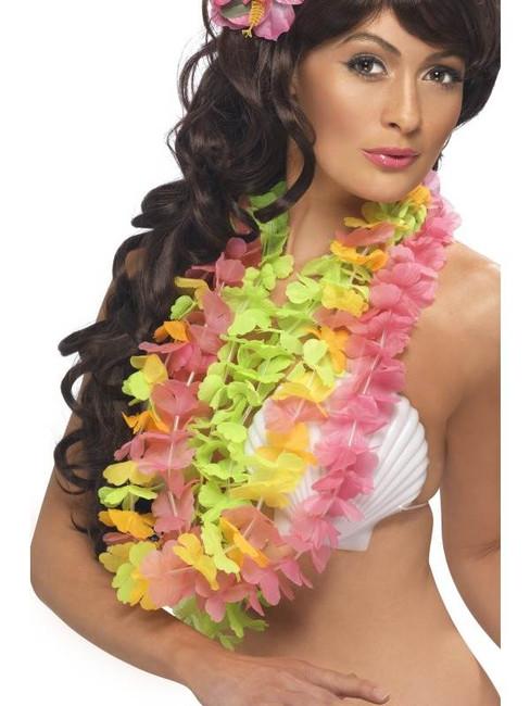 Hawaiian Lei, Assorted Pack of 3
