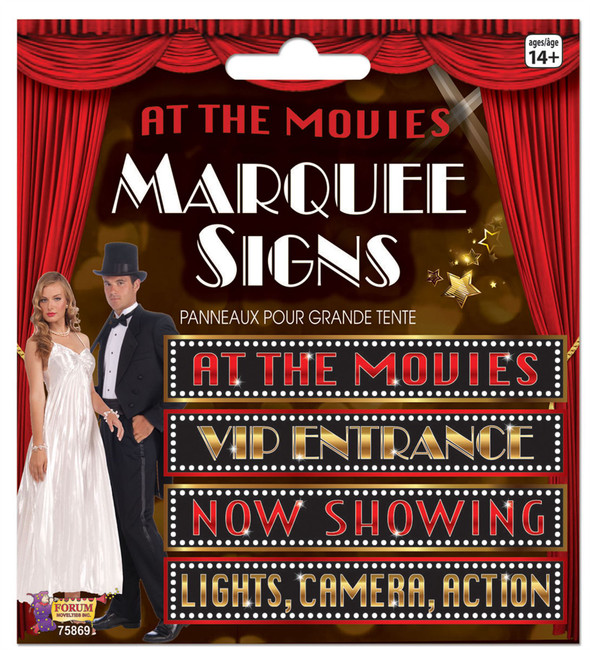 At the Movies- Street Signs