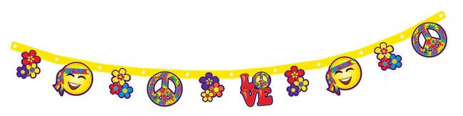 Hippie Décor- Letter Banner