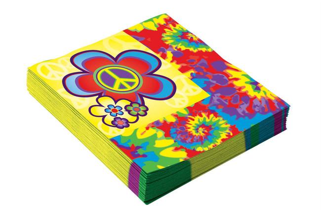 Hippie Décor- Napkin 10'' (16pcs)