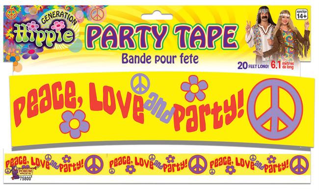 Hippie Décor- Party Tape 20ft