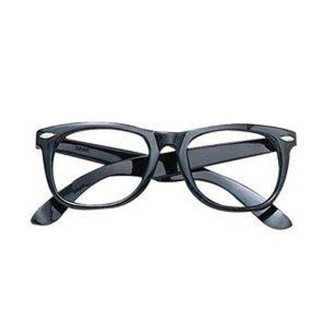 Spectacles. Black Frame .
