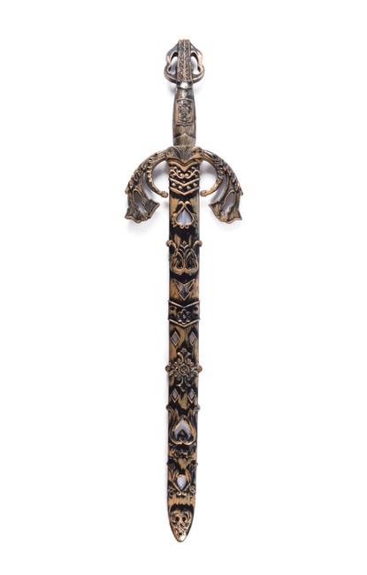 Battle Sword + Sheath