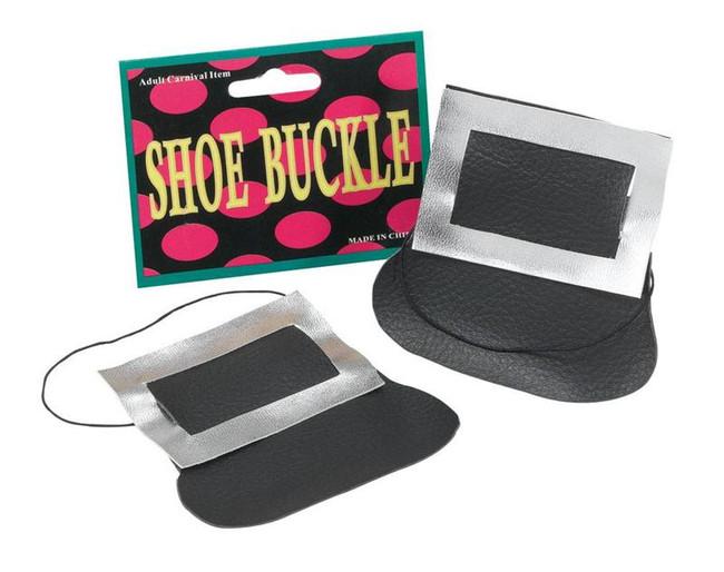 Shoe Buckles.  Material.