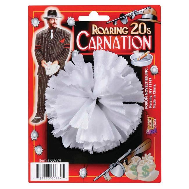 GANGSTER CARNATION, FANCY DRESS ACCESSORY