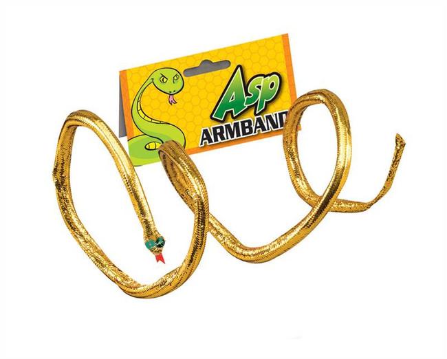 Snake Armband, Fancy Dress Accessory, Arm Band, Party