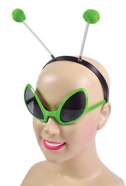Alien Set (Glasses + Headband), Fancy Dress