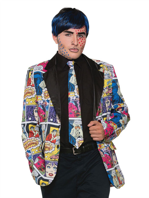 Pop Art Blazer