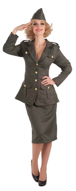 WWII Army Gal, WW2