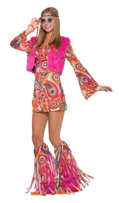 Hippy Fur-Rever Groovy